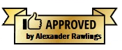 Approved by Alexander Rawlings