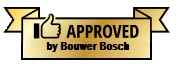 Approved by Bouwer Bosch