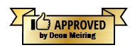 Approved by Deon Meiring